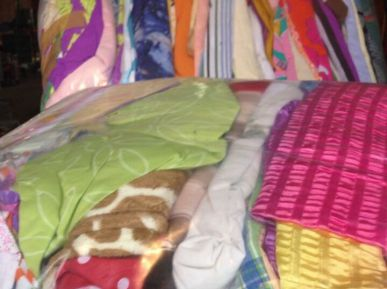 Nouratex secondhand clothes producten